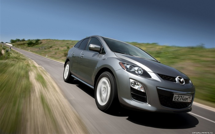 Mazda CX-7 - 2010 models SUV Wallpaper first series 29 Views:6529