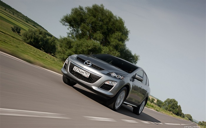 Mazda CX-7 - 2010 models SUV Wallpaper first series 31 Views:3460