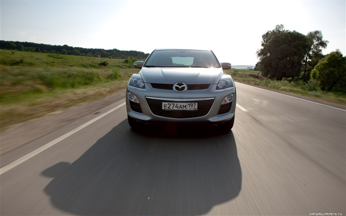 Mazda CX-7 - 2010 models SUV Wallpaper second series 29 Views:3439