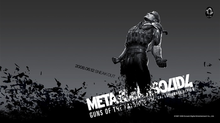 Metal Gear Solid 4-Guns of the Patriots wallpaper 03 Views:21442 Date:7/19/2011 6:04:02 AM