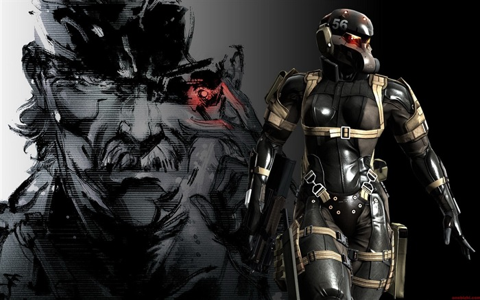 Metal Gear Solid 4-Guns of the Patriots wallpaper 12 Views:17710 Date:7/19/2011 6:07:32 AM
