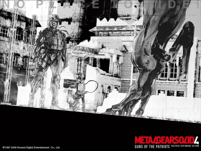 Metal Gear Solid 4-Guns of the Patriots wallpaper 14 Views:8925 Date:7/19/2011 6:08:32 AM