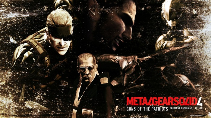 Metal Gear Solid 4-Guns of the Patriots wallpaper 17 Views:19074 Date:7/19/2011 6:10:02 AM