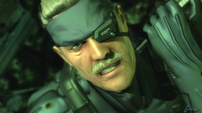 Metal Gear Solid 4-Guns of the Patriots wallpaper Views:8445 Date:7/19/2011 6:03:09 AM
