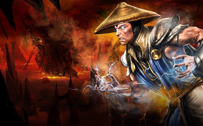 Mortal Kombat VS DC Universe game wallpaper 02 Views:14508 Date:7/18/2011 4:44:54 PM