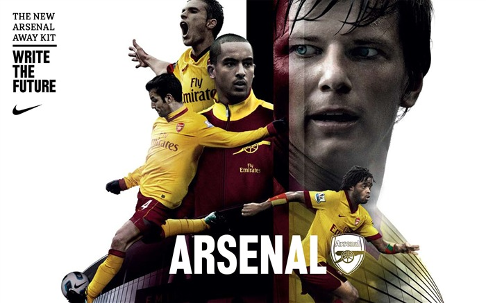 New Arsenal Away Kit 2010-2011 wallpaper Views:7664 Date:7/11/2011 7:23:48 AM