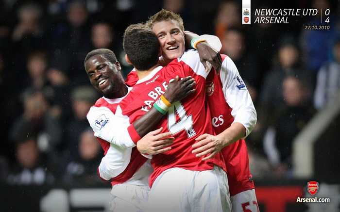 Newcastle United 0-4 Arsenal Wallpaper Views:6066 Date:7/11/2011 7:24:17 AM