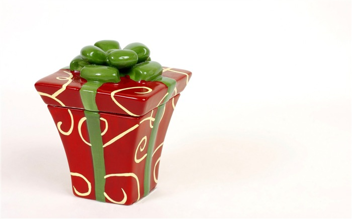Picture- Christmas Present Craft - Christmas storage box Wallpaper Views:6373