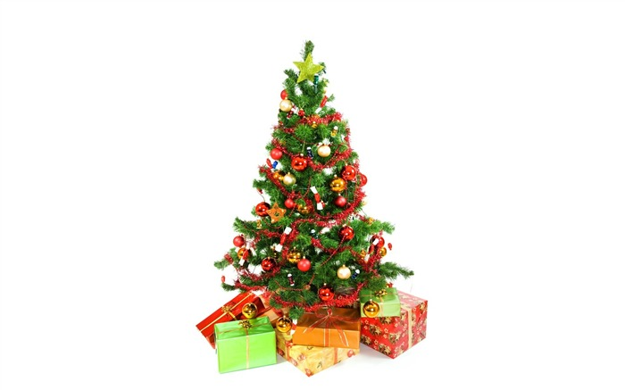 Picture- Decorative Christmas Tree- gifts under Chritmas tree Views:8686