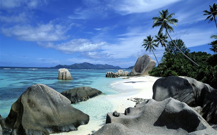 Seychelles- Lartigue Island Wallpaper Views:11746