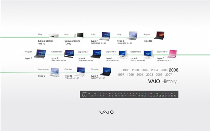 Sony VAIO Museum Views:9638
