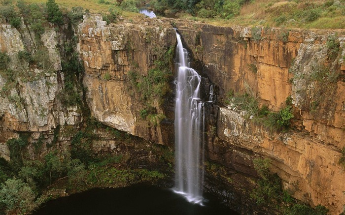 South Africa- sand ratio River Falls wallpaper Views:5971