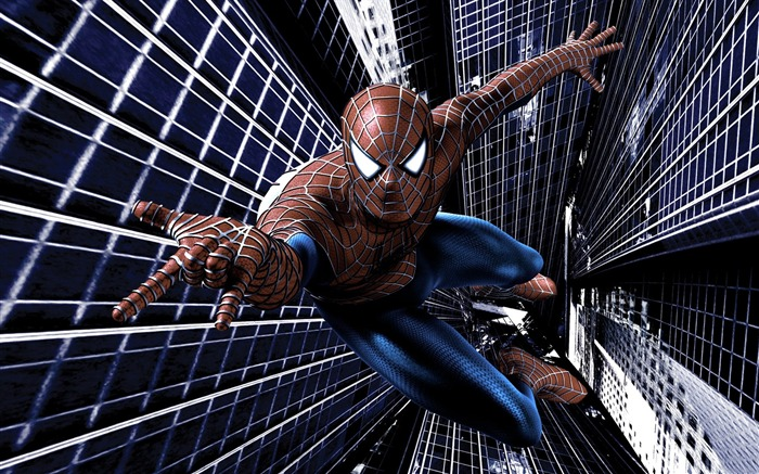 Spider Man 3 Game Wallpaper 01 Views:43729 Date:7/18/2011 4:45:56 PM