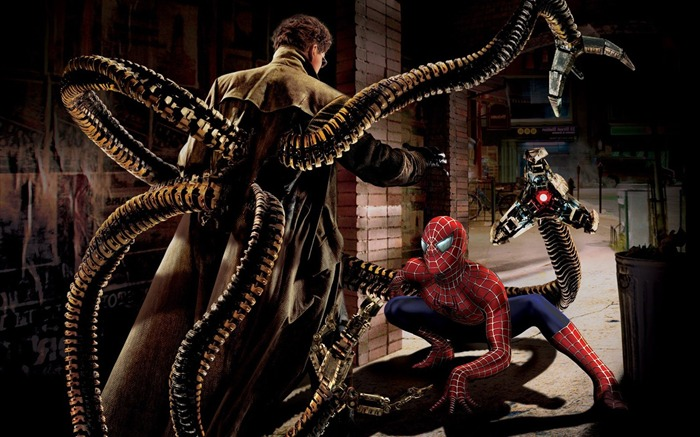 Spider Man 3 Game Wallpaper 03 Views:27926 Date:7/18/2011 4:46:17 PM