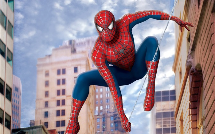 Spider Man 3 Game Wallpaper 05 Views:28185 Date:7/18/2011 4:46:43 PM