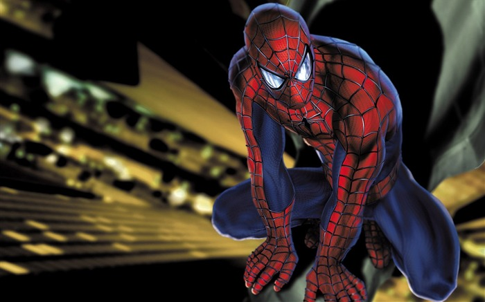Spider Man comic book game wallpaper Views:27232 Date:7/18/2011 4:46:55 PM