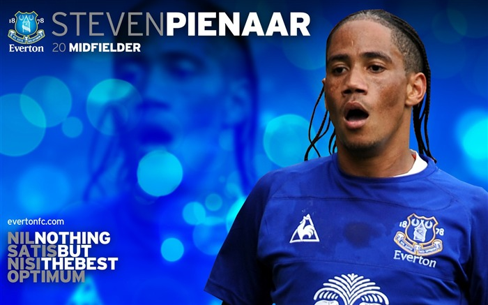 Steven Pienaar-new look 2010-11 version wallpaper Views:5284 Date:7/18/2011 5:39:23 PM
