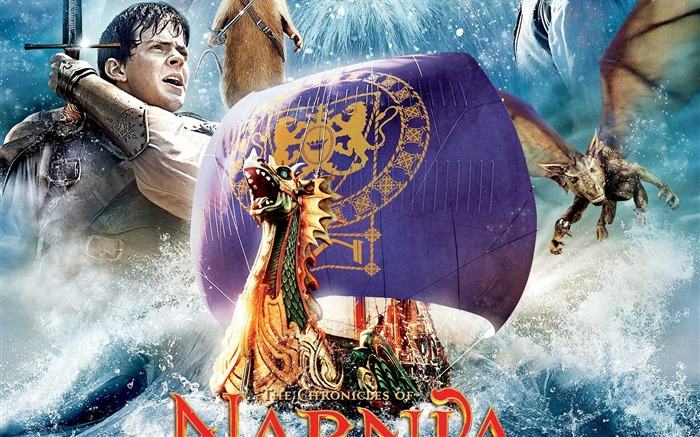 The Chronicles of Narnia 3 The Voyage of the Dawn Treader Movie Wallpapers Views:16549
