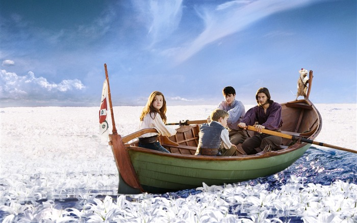 The Chronicles of Narnia 3 The Voyage of the Dawn Treader Movie Wallpapers 02 Views:16877 Date:7/2/2011 5:43:14 PM