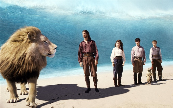 The Chronicles of Narnia 3 The Voyage of the Dawn Treader Movie Wallpapers 08 Views:9124 Date:7/2/2011 5:45:51 PM