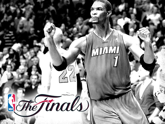 The Finals-Bosh wallpaper Views:7010 Date:7/21/2011 6:03:09 AM