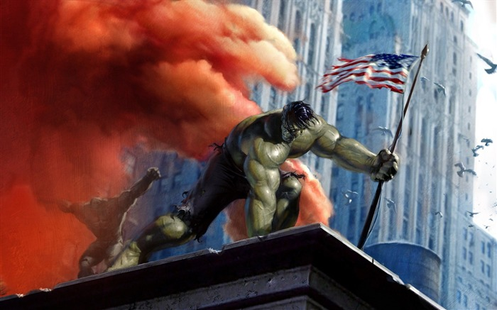 The incredible hulk Hulk game wallpaper Views:10111 Date:7/18/2011 4:49:23 PM