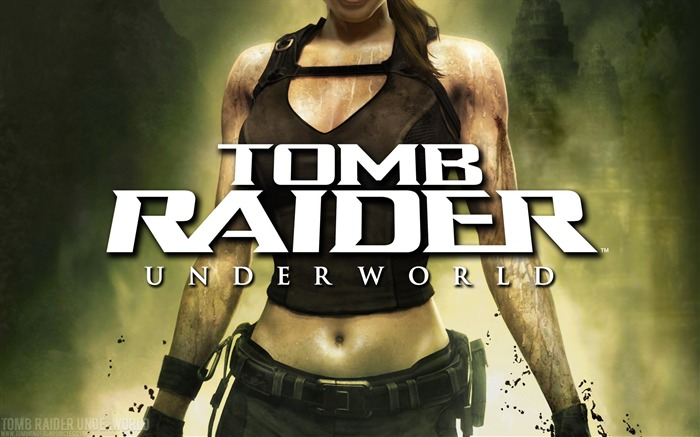 Tomb Raider 8 Underworld wallpaper Views:7753