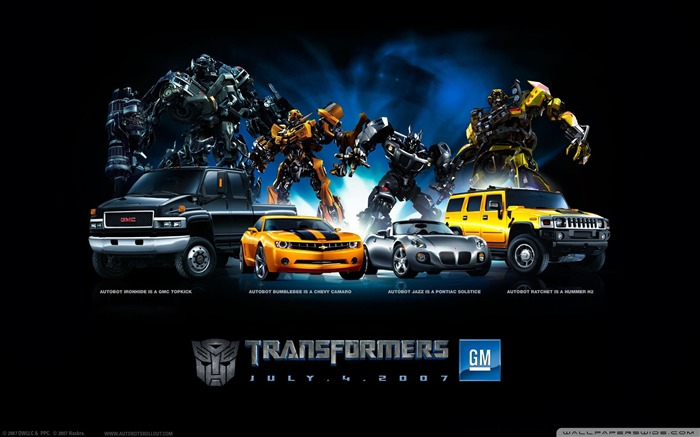 Transformers 3-Dark of the Moon HD Movie Wallpapers second series Views:11334