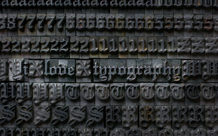Type wallpaper 01 Views:4799