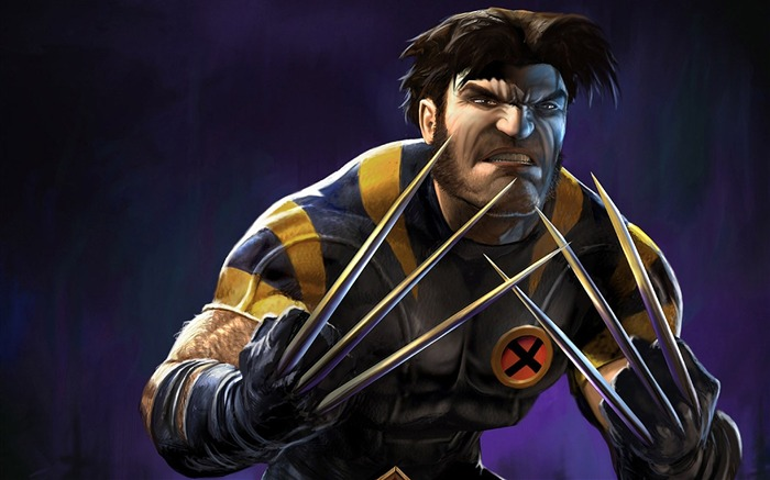 Wolverine-X-Men Legends game wallpaper Views:10418 Date:7/18/2011 4:50:00 PM