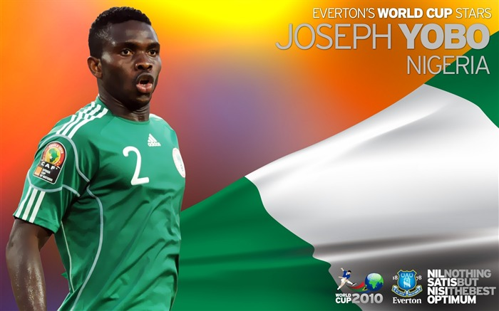World Cup Blues-Joseph Yobo Wallpaper Views:6430 Date:7/18/2011 5:42:20 PM