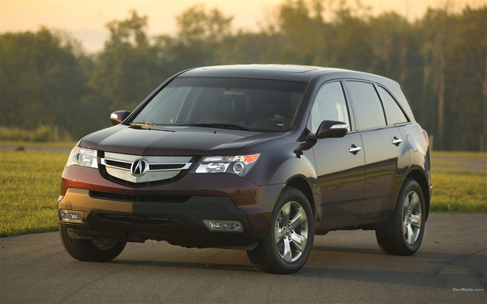 Acura MDX wallpaper Views:7022