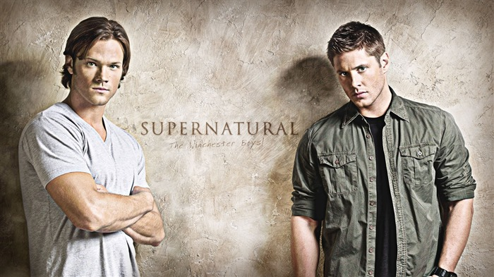 American TV-Supernatural wallpaper Views:24873