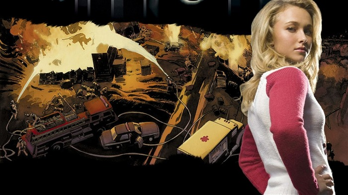 American TV series-Heroes HD Wallpaper-Second Series-Claire Bennet 01 Views:3742 Date:8/1/2011 9:23:22 AM
