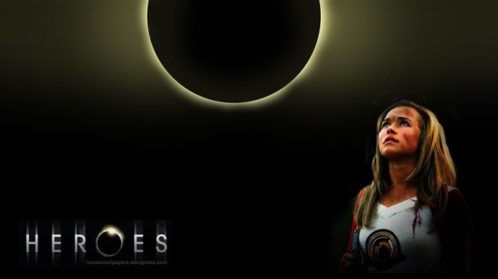American TV series-Heroes HD Wallpaper-Second Series-Claire Bennet Views:3935 Date:8/1/2011 9:23:01 AM
