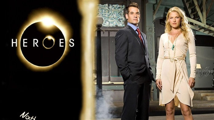 American TV series-Heroes HD Wallpaper-Second Series-Nathan Petrelli Views:2976 Date:8/1/2011 9:26:30 AM