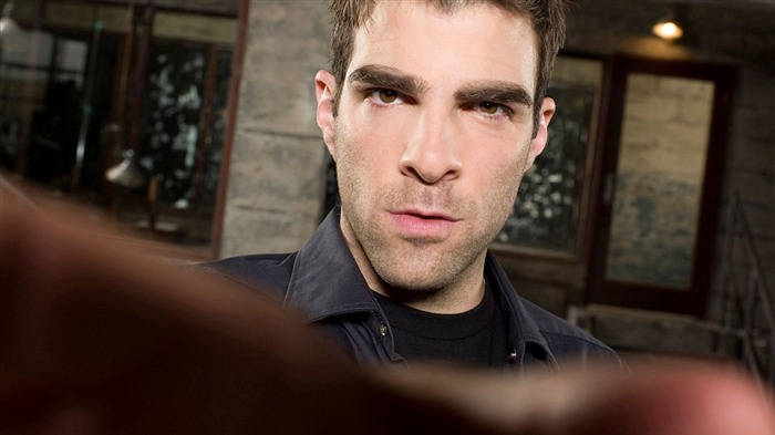 American TV series-Heroes HD Wallpaper-Second Series-Sylar-Gabriel Gray 01 Views:7223 Date:8/1/2011 9:28:41 AM