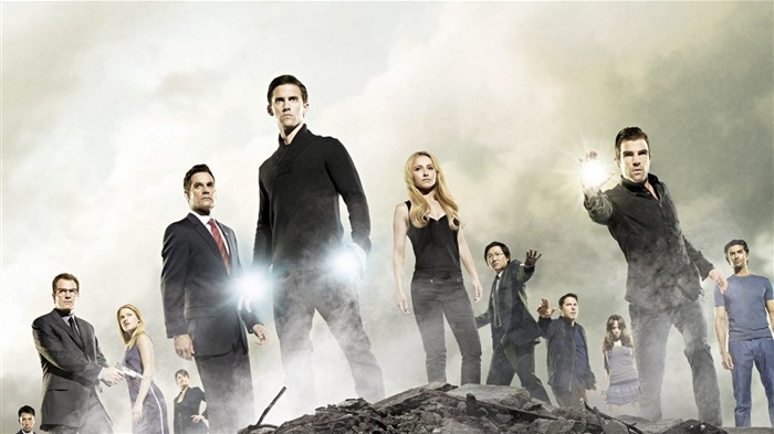 American TV series-Heroes HD Wallpaper-Second Series Views:18810