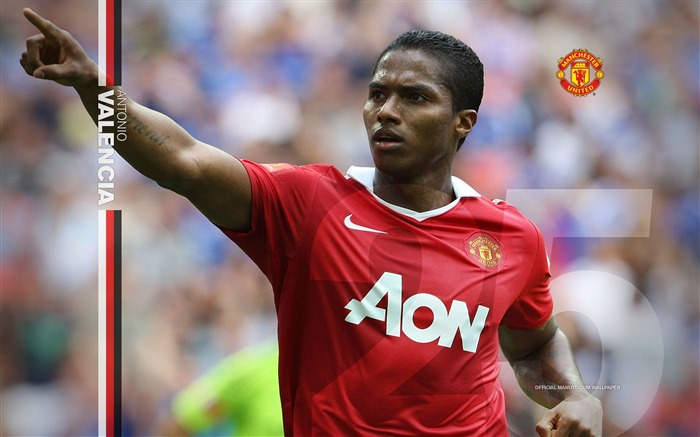 Antonio Valencia wallpaper Views:9995