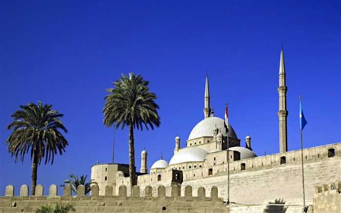 Cairo Egypt-Mohammed Ali Mosque wallpaper Views:13879 Date:8/31/2011 5:16:54 AM