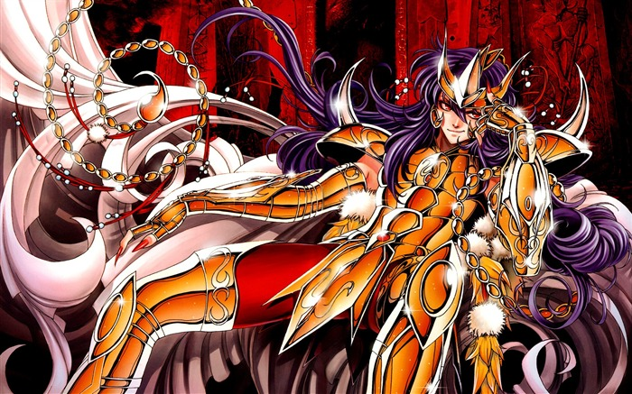 Cartoon Classics - Saint Seiya wallpaper 03 Views:35655