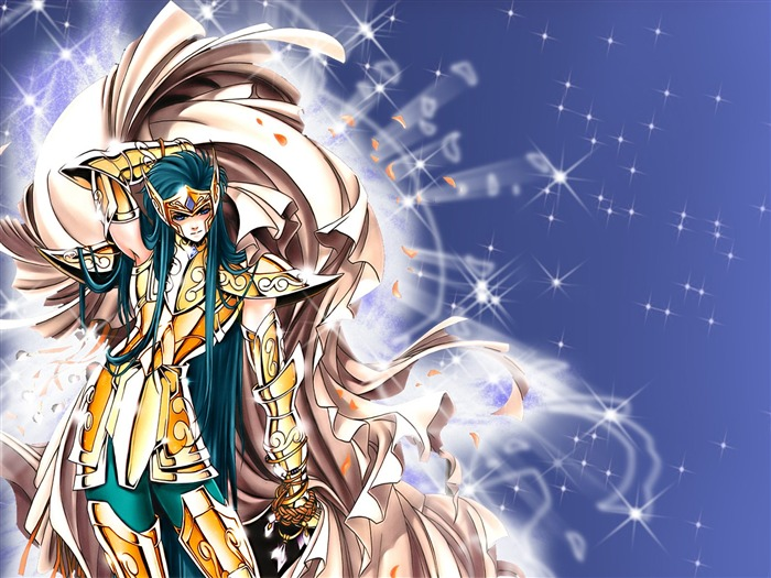 Cartoon Classics - Saint Seiya wallpaper 04 Views:25406
