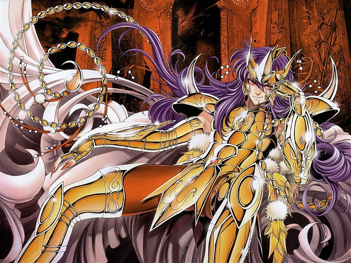 Cartoon Classics - Saint Seiya wallpaper 10 Views:14520