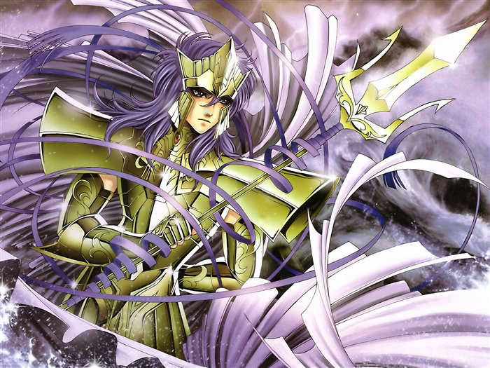 Cartoon Classics - Saint Seiya wallpaper 12 Views:22291