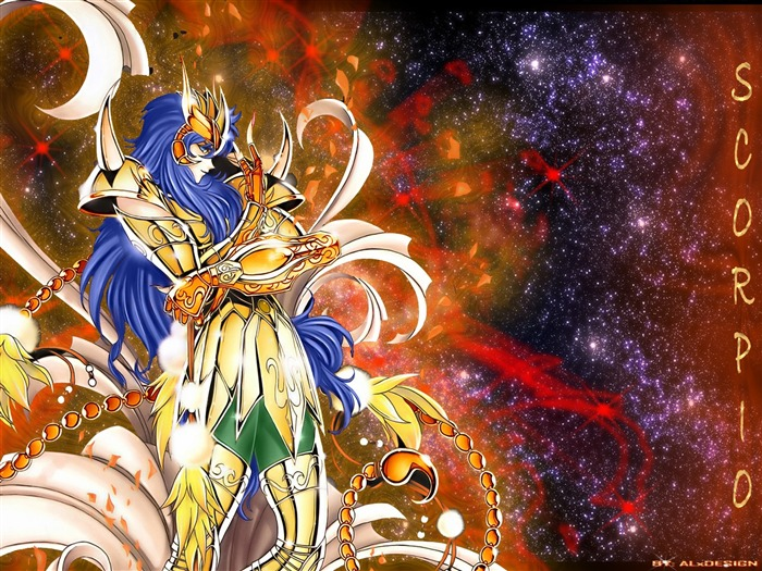 Cartoon Classics - Saint Seiya wallpaper 14 Views:16239