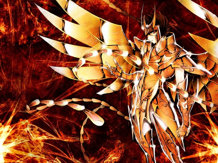 Cartoon Classics - Saint Seiya wallpaper 17 Views:5883