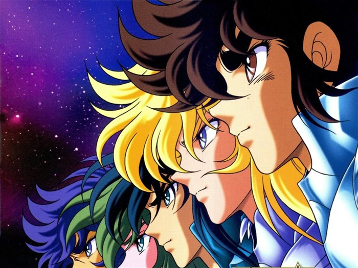 Cartoon Classics - Saint Seiya wallpaper 20 Views:31117