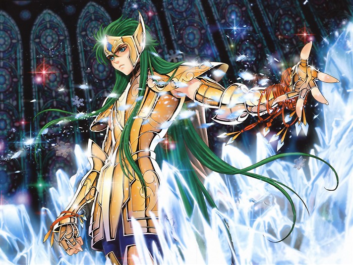 Classics Cartoon - Saint Seiya wallpaper Vues:28350
