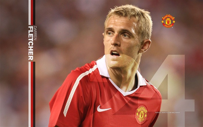 Darren Fletcher wallpaper Views:8325