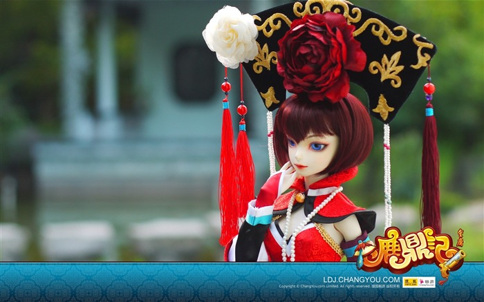 Deer - Jianning Princess BJD dolls wallpaper Views:3813